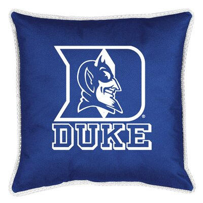 NCAA Duke Sidelines Throw Pillow