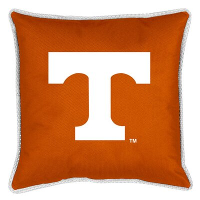 NCAA Sidelines Throw Pillow NCAA Team: Tennessee