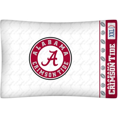 NCAA Alabama Pillowcase
