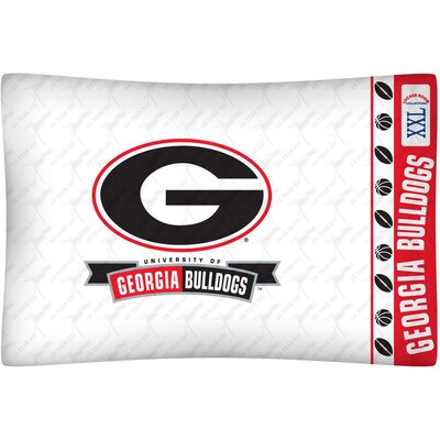 NCAA Pillow case NCAA Team: Georgia