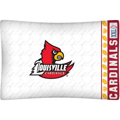 NCAA Louisville Pillowcase
