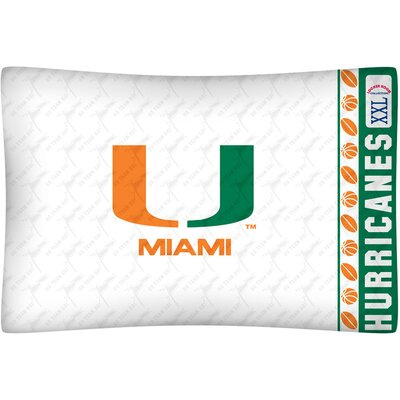 NCAA Pillow case NCAA Team: Miami