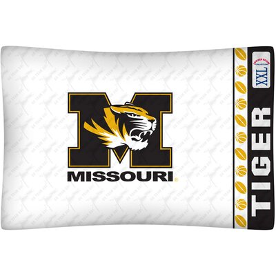 NCAA Missouri Pillowcase