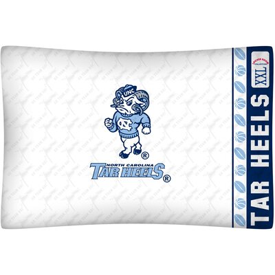 NCAA North Carolina Pillowcase