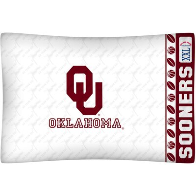 NCAA Pillow case NCAA Team: Oklahoma