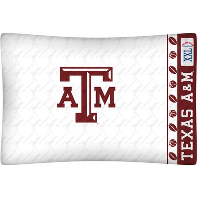 NCAA Texas A&M Pillowcase