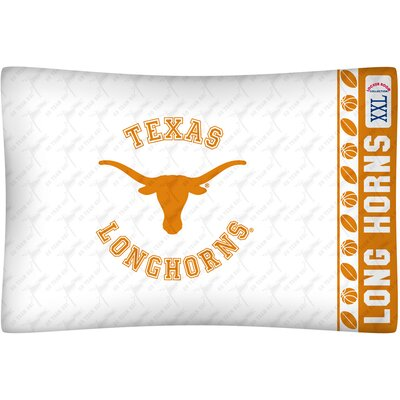 NCAA Pillow case NCAA Team: Texas