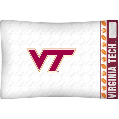NCAA Virginia Tech Pillowcase