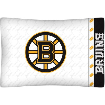 NHL Pillow case NHL Team: Boston Bruins