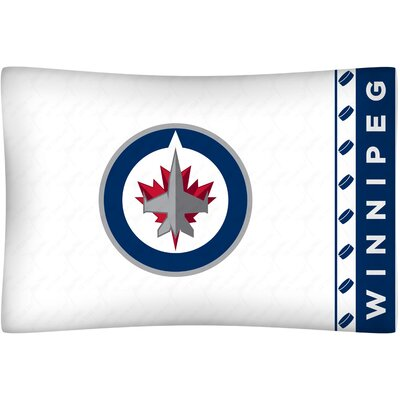 NHL Winnipeg Jets Pillowcase