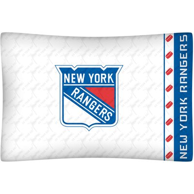 NHL Pillow case NHL Team: New York Rangers