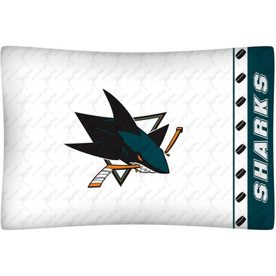 NHL San Jose Sharks Pillowcase