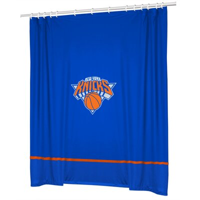 NBA New York Knicks Shower Curtain