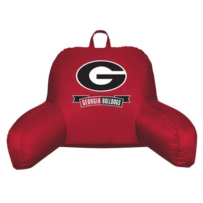 NCAA Georgia Bed Rest Pillow