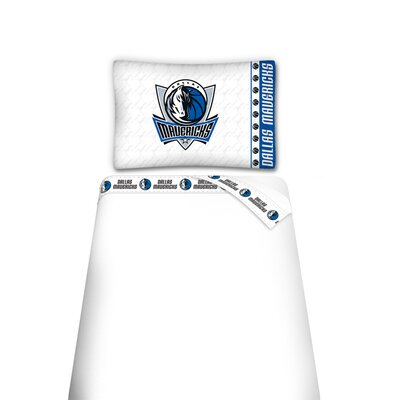 NBA Sheet Set Size: King, NBA Team: Mavericks