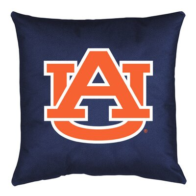 NCAA Auburn Throw Pillow
