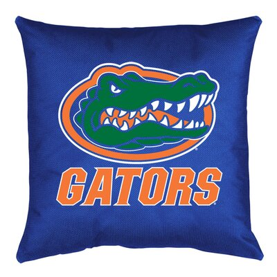 NCAA Throw Pillow NCAA Team: Florida Gators