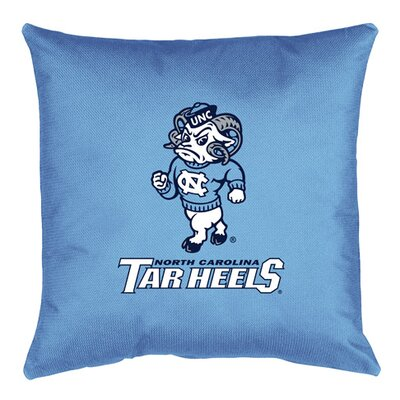NCAA North Carolina Throw Pillow