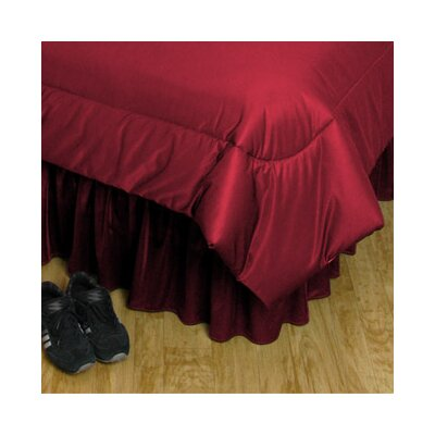 NFL Arizona Cardinals Bed Skirt Size: Full
