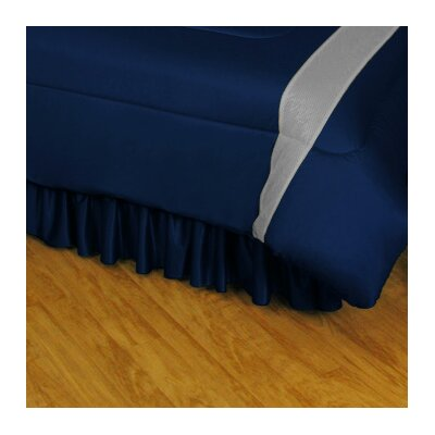 NHL Winnipeg Jets Polyester Jersey Bed Skirt Size: Full