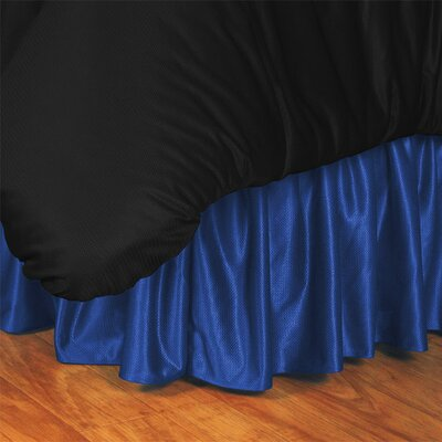 NBA New York Knicks Bed Skirt Size: Full