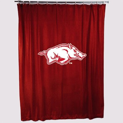 NCAA Shower Curtain NCAA Team: Arkansas