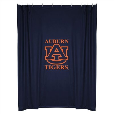 NCAA Shower Curtain NCAA Team: Auburn