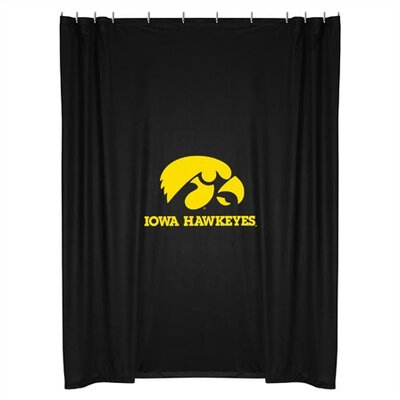 NCAA Iowa Shower Curtain