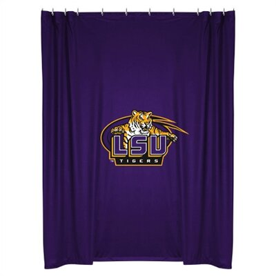 NCAA LSU Shower Curtain