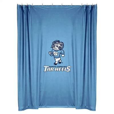 NCAA North Carolina Shower Curtain