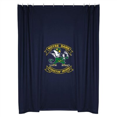 NCAA Shower Curtain NCAA Team: Notre Dame