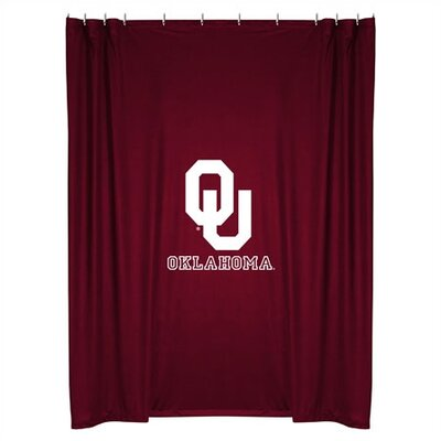 NCAA Shower Curtain NCAA Team: Oklahoma