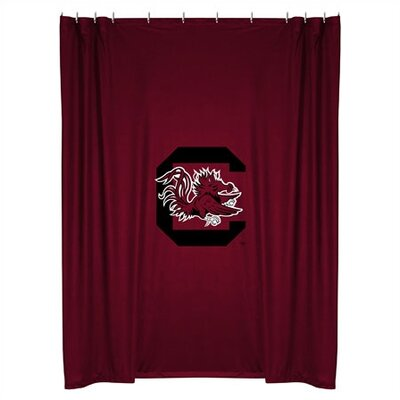 NCAA Shower Curtain NCAA Team: South Carolina