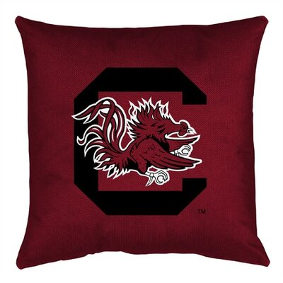 NCAA South Carolina Throw Pillow