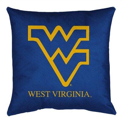 NCAA West Virginia Throw Pillow