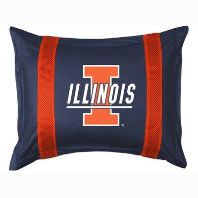 NCAA University of Illinois Sidelines Sham