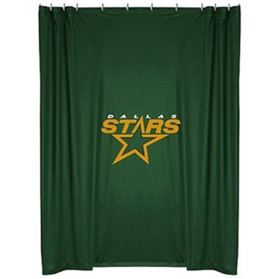 NHL Shower Curtain NHL Team: Dallas Stars