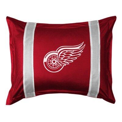 NHL Detroit Red Wings Sidelines Sham