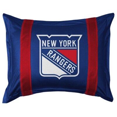 NHL Sidelines Sham NHL Team: New York Rangers