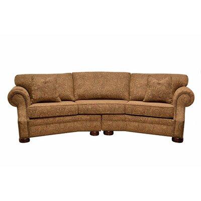 Christi Sofa Upholstery: Camel