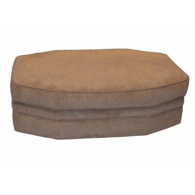Christi Ottoman Upholstery: Sand