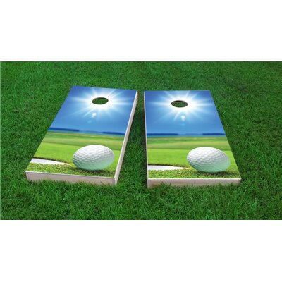 Sunny Golf Light Weight Cornhole Game Set CCB190-AW
