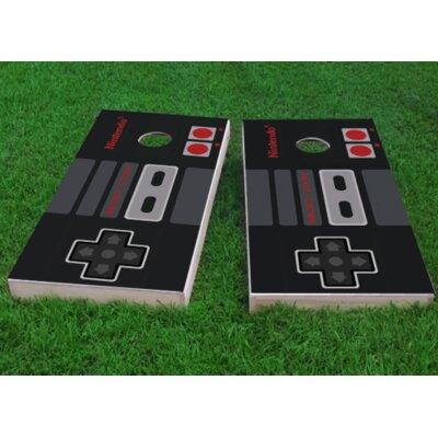 Nintendo Controller Cornhole Game CCB116-2x4-AW-RH