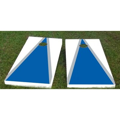 Kentucky Wildcats Cornhole Game Bag Fill: All Weather Plastic Resin, Size: 48