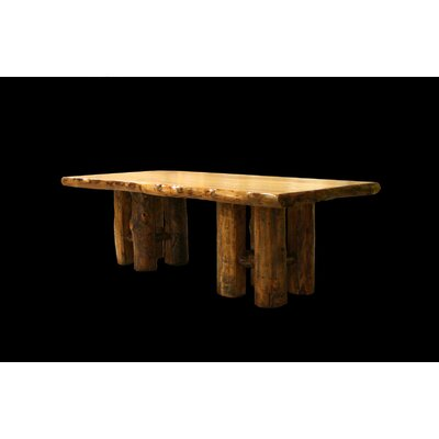 Aspen Stump Base Dining Table