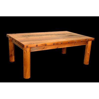 Barnwood Coffee Table with Legs