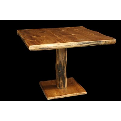Aspen 42 Pedestal Dining Table