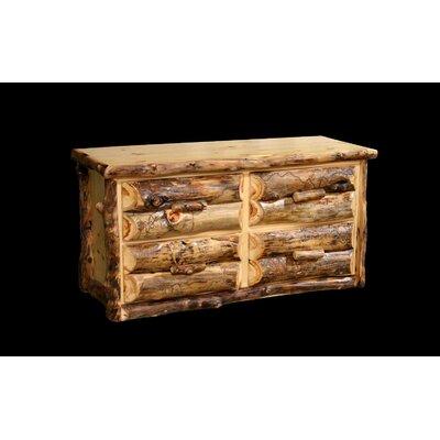 Aspen 4 Drawer Dresser