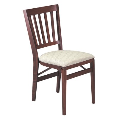 Schoolhouse Side Chair Finish: Cherry