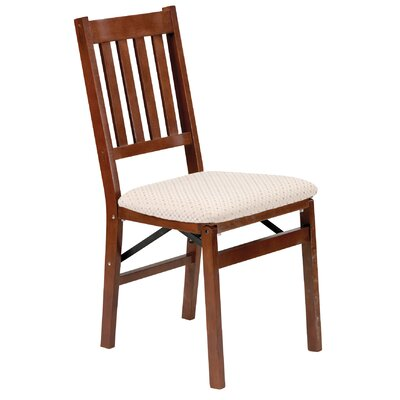 Arts and Crafts Chair Finish: Fruitwood